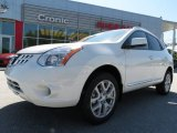 2013 Pearl White Nissan Rogue SV #81011538