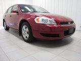 2006 Sport Red Metallic Chevrolet Impala LS #81011661