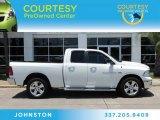 2011 Bright White Dodge Ram 1500 Sport Quad Cab 4x4 #81011258