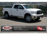 2013 Super White Toyota Tundra Double Cab 4x4 #81011027