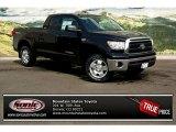 2013 Black Toyota Tundra SR5 TRD Double Cab 4x4 #81011024