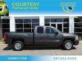 2011 Taupe Gray Metallic Chevrolet Silverado 1500 LS Extended Cab #81011253