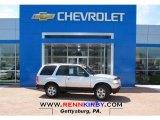 2001 Silver Frost Metallic Ford Explorer Sport 4x4 #81011641