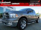 2011 Mineral Gray Metallic Dodge Ram 1500 Big Horn Quad Cab #81075844