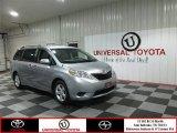 2012 Silver Sky Metallic Toyota Sienna LE #81075740