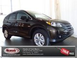 2013 Kona Coffee Metallic Honda CR-V EX-L #81075642