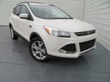 2013 White Platinum Metallic Tri-Coat Ford Escape SE 1.6L EcoBoost #81075932