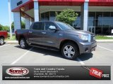 2011 Magnetic Gray Metallic Toyota Tundra Limited CrewMax 4x4 #81076126