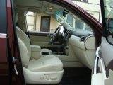 2013 Lexus GX Interiors