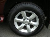 Lexus GX 2013 Wheels and Tires