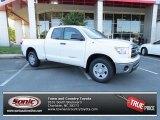 2013 Super White Toyota Tundra Double Cab #81076123