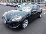 2013 Black Noir Pearl Hyundai Genesis Coupe 2.0T #81075705