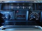2011 Lincoln Navigator 4x2 Gauges