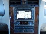 2011 Lincoln Navigator 4x2 Controls