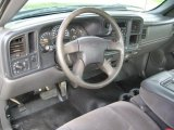 2006 Chevrolet Silverado 1500 Regular Cab Dashboard