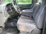2006 Chevrolet Silverado 1500 Regular Cab Dark Charcoal Interior