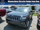 2014 Black Forest Green Pearl Jeep Grand Cherokee Laredo 4x4 #81075903