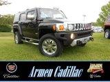 2009 Black Hummer H3  #81075602