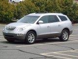 2010 Quicksilver Metallic Buick Enclave CXL #81076012