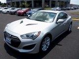 2013 Platinum Metallic Hyundai Genesis Coupe 2.0T #81075684