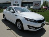 2013 Snow White Pearl Kia Optima LX #81076188