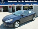 2013 True Blue Pearl Coat Dodge Dart SE #81075885