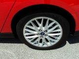 2012 Ford Focus SEL Sedan Wheel