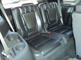2011 Ford Explorer XLT Rear Seat