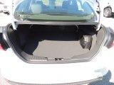 2012 Ford Focus Titanium Sedan Trunk