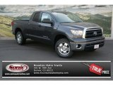 2013 Magnetic Gray Metallic Toyota Tundra SR5 TRD Double Cab 4x4 #81075577