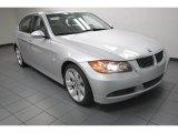 2006 Titanium Silver Metallic BMW 3 Series 330xi Sedan #81076088