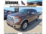 2011 Golden Bronze Metallic Ford F150 Lariat SuperCrew #81075871