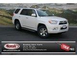 2013 Blizzard White Pearl Toyota 4Runner SR5 4x4 #81075566