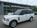 2007 Chawton White Land Rover Range Rover Supercharged #81075860