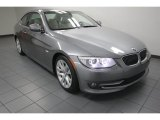 2012 Space Grey Metallic BMW 3 Series 328i Coupe #81076080