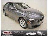 2013 Mineral Grey Metallic BMW 3 Series 320i Sedan #81075971