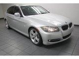 2011 Titanium Silver Metallic BMW 3 Series 335i Sedan #81076070