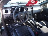 2008 Ford Mustang Bullitt Coupe Dashboard