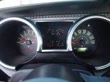 2008 Ford Mustang Bullitt Coupe Gauges
