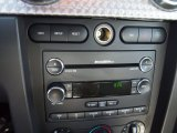 2008 Ford Mustang Bullitt Coupe Audio System
