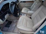 1992 Mercedes-Benz E Class Interiors
