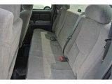 2006 Chevrolet Silverado 1500 LS Extended Cab Rear Seat
