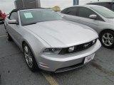 2011 Ingot Silver Metallic Ford Mustang GT Premium Convertible #81127620