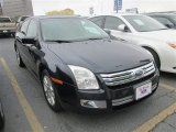 2008 Dark Blue Ink Metallic Ford Fusion SEL V6 #81127619