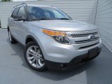 2013 Ingot Silver Metallic Ford Explorer XLT #81127793