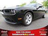2013 Pitch Black Dodge Challenger SXT #81127699