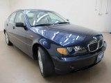 2004 Orient Blue Metallic BMW 3 Series 330xi Sedan #81127533