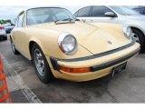 1974 Desert Beige Porsche 911 S Coupe #81128041