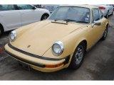 1974 Porsche 911 S Coupe Front 3/4 View