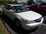 2003 White Diamond Pearl Acura TL 3.2 #81128106